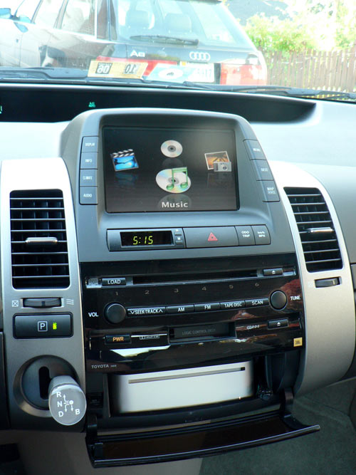 Монитор от компьютера в машину