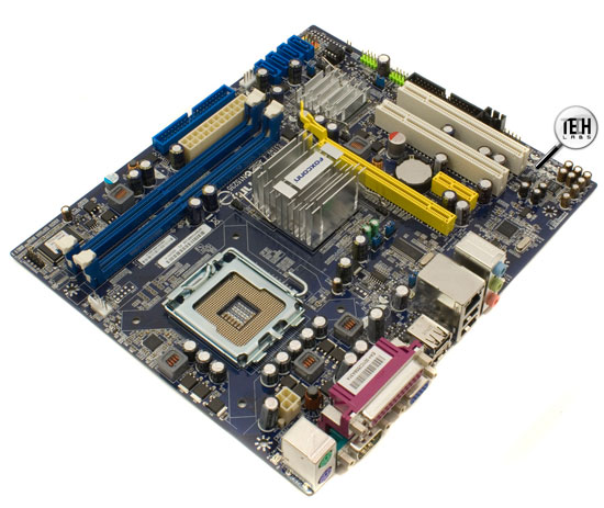 Foxconn G31MX-K - motherboard - micro ATX - LGA Socket - G31 Series Specs