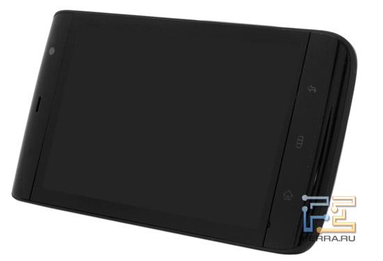 А это пятидюймовая модель Dell Streak 5 — найдите десять отличий