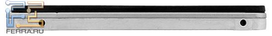 """Боковые отверстия используются для фиксации диска в 2,5"""" отсеках"""